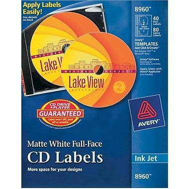 Cd Label Template