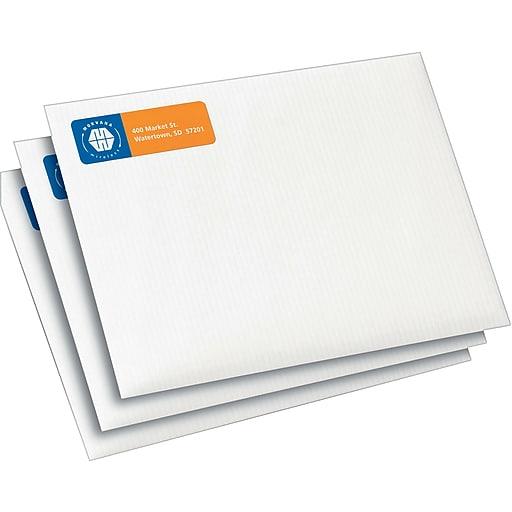 Avery 6870 color printing matte white laser return address labels httpsstaples 3ps7is saigontimesfo