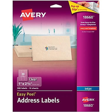 avery 8366 labels