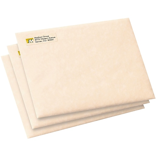 avery 8667 return address labels