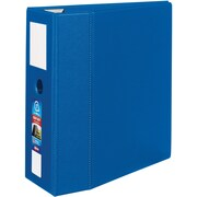 Avery® Heavy Duty Non-View Binder with Locking One Touch EZD™ Rings, 11 x 8 1/2, Non-View, Each (79896)