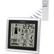 La Crosse Technology 308-1451 Wireless Forecast Station with Fisherman Icon