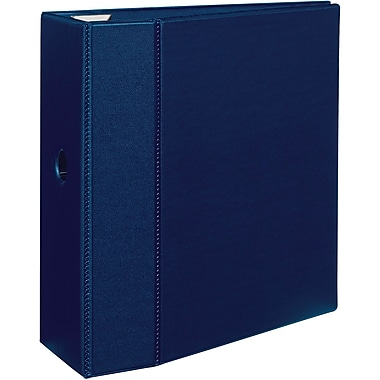 Avery® Heavy Duty Non-View Binder with Locking One Touch EZD™ Rings, 11 x 8 1/2, Non-View, Each (79826)
