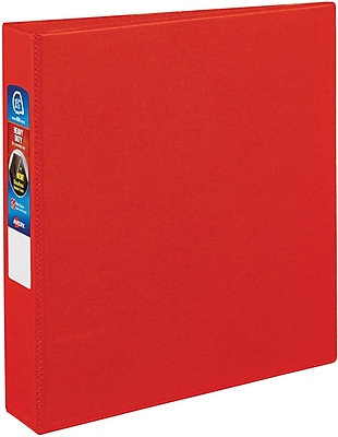 Avery Heavy-Duty Binder, 1-1/2