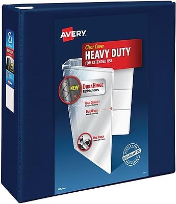 Avery Heavy-Duty View Binder, 4