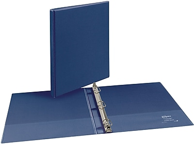 Avery Durable 5inch 3Ring View Binder 34116 Staples