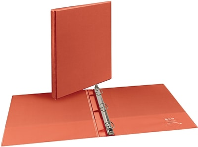 Avery Durable View Binder, 1/2