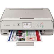 Canon PIXMA TS5020 Wireless Inkjet All-In-One Printer, Gray (1367C062)