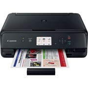 Canon PIXMA TS5020 Wireless Inkjet All-In-One Printer, Black (1367C002)