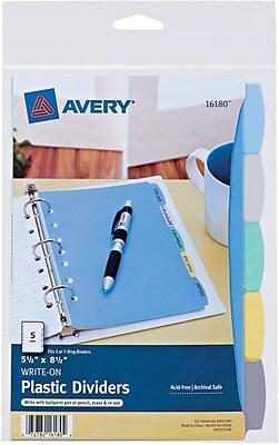 Avery 5-1/2