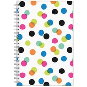 2017-2018 Ampersand for Blue Sky 5x8 Planner, Dots (100763)