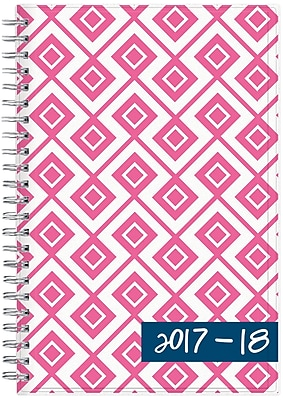 2017-2018 Dabney Lee for Blue Sky 5x8 Planner, Lucy (100305)