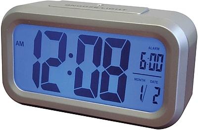 Westclox Auto Backlight Alarm Clock