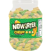 Now & Later Chewy Tropical Jar 60 oz.