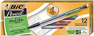 BIC® Mechanical Pencils .7mm, Dozen