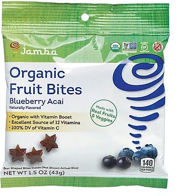 Jamba™ Blueberry Acai Fruit Bites, 1.5 oz, 12/Ct