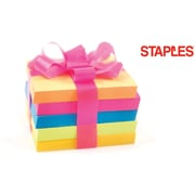 Staples Post It Present Gift Card (Physical or Email Delivery)