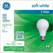 GE Incandescent 30-70-100 Watt 3-Way Bulb (97775)