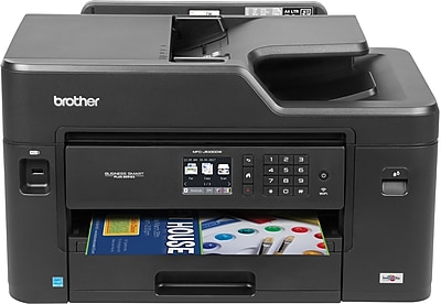 Brother MFC-J5330DW Business Smart Plus Wireless Color Inkjet All-In-One Printer