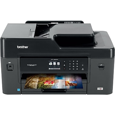 Brother MFC J6530DW Business Smart Pro Wireless Color Inkjet All In One