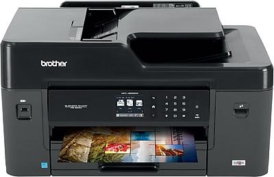 Brother® Business Smart Pro MFC-J6530DW Wireless Multifunction Color Inkjet Printer