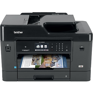 brother mfc j6930dw business smart pro wireless color inkjet all in one printer