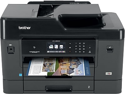 Brother MFC-J6930DW Business Smart Pro Wireless Color Inkjet All-In-One Printer