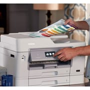 Brother MFC-J6935DW Wireless Color Inkjet All-In-One Printer with INKvestment Cartridges