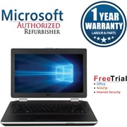 Refurbished Dell Latitude E6420 14in Notebook Intel Core i5 2.3Ghz 8GB RAM 1TB Hard Drive Windows 10 Pro
