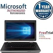 """Dell Latitude E6420 14"""" Refurbished Notebook, Intel Core i5 2.5GHz, 8GB Memory, 250GB SSD"""