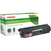 Staples® Remanufactured Magenta Toner Cartridge, Brother TN-310M (SEBTN310MRDS)