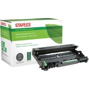 Staples® Remanufactured Laser Drum, Brother DR720, Black