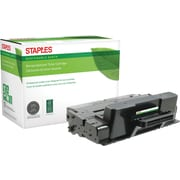 Sustainable Earth by Staples® Reman Laser Toner Cartridge, Xerox WorkCentre 3315, Black, High Yield