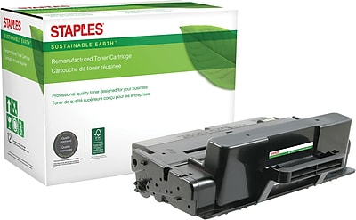Staples® Remanufactured Laser Toner Cartridge, Xerox WorkCentre 3315, Black, High Yield