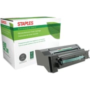 Staples® Remanufactured Color Laser Toner Cartridge, Lexmark C780, Magenta, High Yield