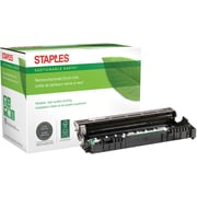 Staples® Remanufactured Drum Unit, Brother DR630 (DR630), Black