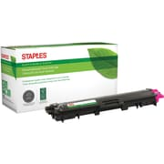 Staples® Remanufactured Laser Toner Cartridge, Brother TN225 (TN225M), Magenta
