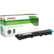 Staples® Remanufactured Laser Toner Cartridge, Brother TN225 (TN225C), Cyan