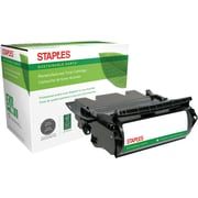 Staples® Remanufactured Black Toner Cartridge, Dell M5200N (310-4133, W2989), High Yield