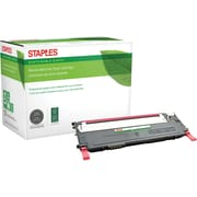 Sustainable Earth by Staples Remanufactured Magenta Toner Cartridge, Dell 1230 (330-3014, J506K)
