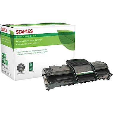 Sustainable Earth by Staples Remanufactured Black Toner Cartridge, Dell 1100 (310-6640, GC502)