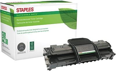 Staples® Remanufactured Laser Toner Cartridge, Dell 1100 (310-6640/GC502), Black