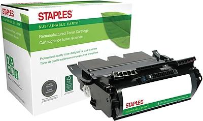 Staples® Remanufactured Black Toner Cartridge, Dell 5210N (341-2915, UG215), High Yield