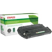 Staples® Remanufactured Laser Toner Cartridge, HP 74A (92274A), Black