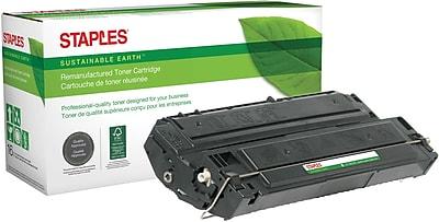 Staples® Remanufactured Laser Toner Cartridge, HP 74A (92274A), Black