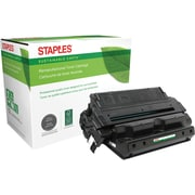 Sustainable Earth by Staples® Remanufactured Black Laser Toner Cartridge, HP 82X (C4182X)