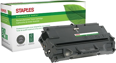 Staples® Remanufactured Laser Toner Cartridge, Samsung ML-1210 (ML-1210D3), Black