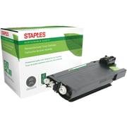Staples® Reman Laser Toner Cartridge, Sharp AL100TD (AL-100TD), Black, High Yield