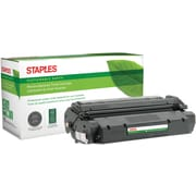 Staples® Sustainable Earth Reman Black Toner Cartridge, Canon S35 (SEBS35R)