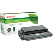 Staples® Remanufactured Laser Toner Cartridge, Canon® E40 (1491A002AA), Black